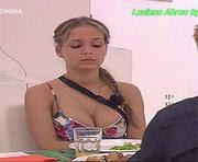Luciana Abreu sensual em vários trabalhos