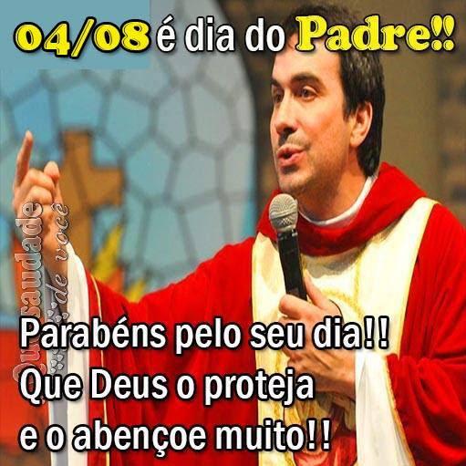 Dia do Padre Imagem 2
