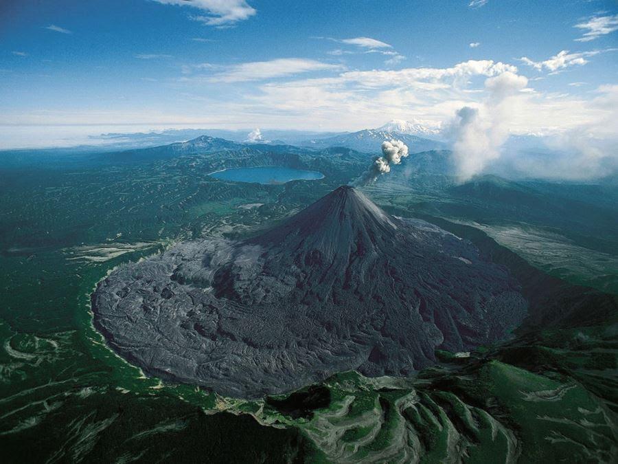 Ηφαίστειο Karymsky, Ρωσία