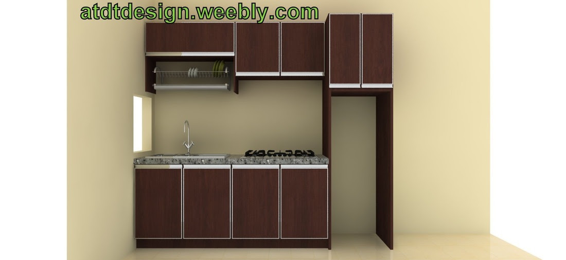 Kitchen Cabinet HOME FURNITURE PERABOT KRAFTANGAN