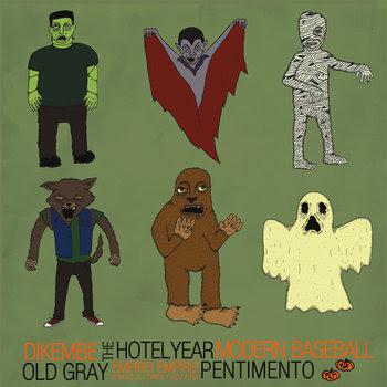 """FEST 12 split 10"""" cover art"""