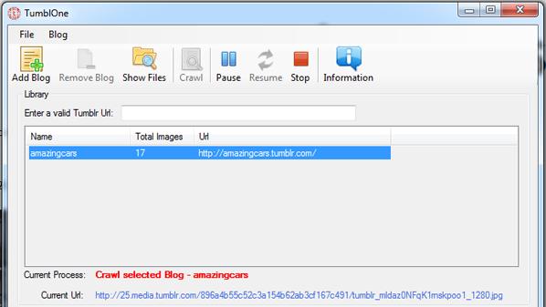 """تتخصص منصة تدوين """"تمبلر"""" بالمدونات التي تحوي على وسائط أكثر من النصوص."""