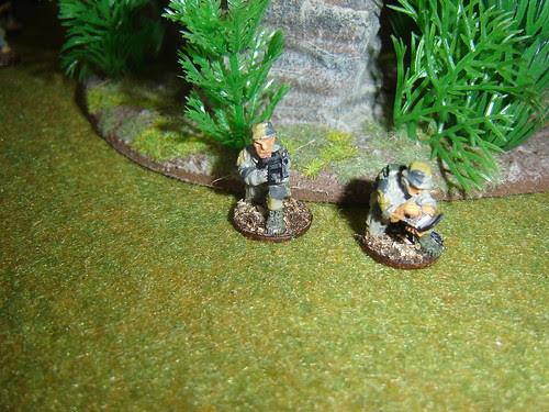 Sniper Team - Sakhan Light Infantry
