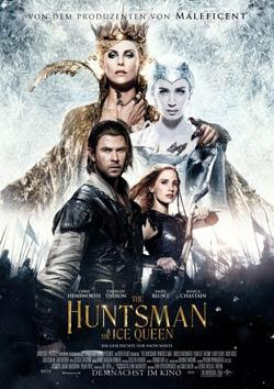 The Huntsman & The Ice Queen Filmplakat