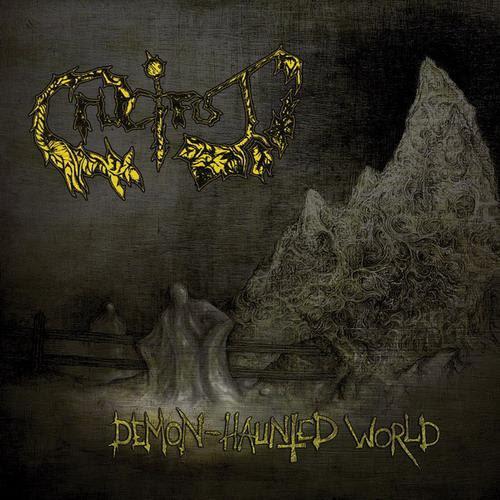 Crucifist - Demon-Haunted World