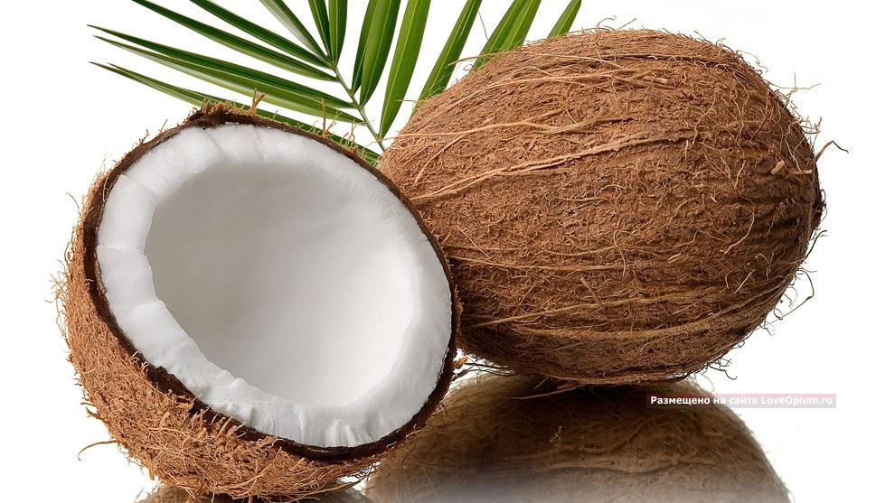 Там, где растет кокос