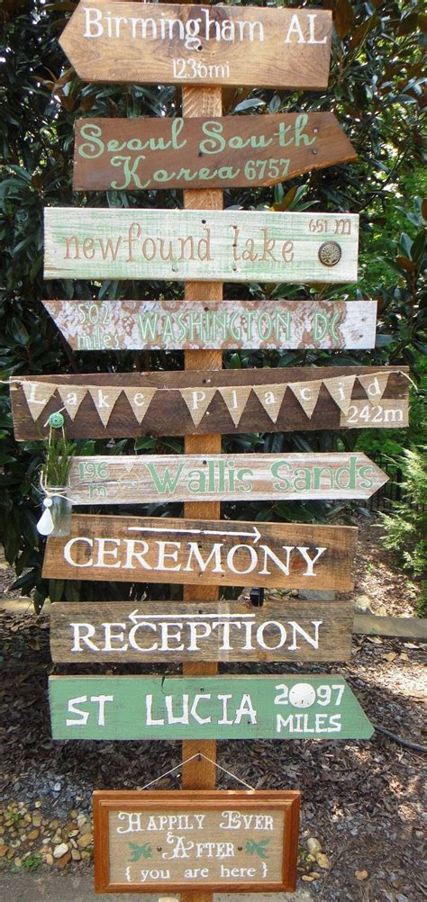 Best 25  Direction signs ideas on Pinterest   Direction