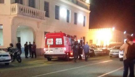Subtenente mata sargento com tiros nas costas na sede do Comando Geral da PM