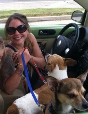 Colleen Segbers morreu atropelada após salvar a filha (Foto: Reprodução/Gofundme/ewuv6g)