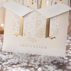 Laser Cut Wedding Invitations Cards Kits Customizable