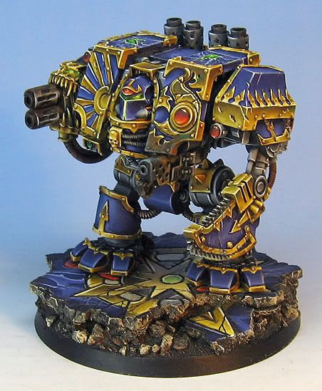 Thousand Sons Dreadnought 3
