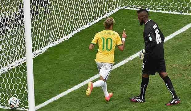 Brasil goleia Camarões e agora pega o Chile na próxima fase da Copa