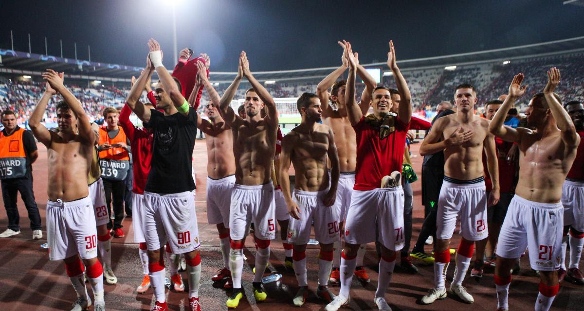 Psg Letoile Rouge De Belgrade En Grande Forme Avant La