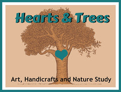 Hearts and Trees Logo