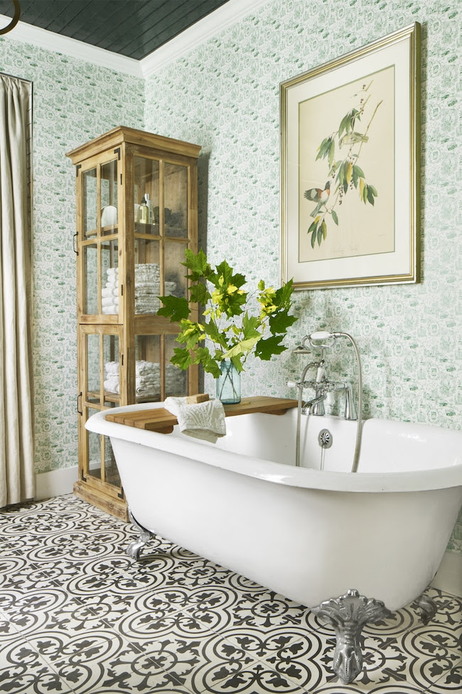 Beautiful Bathroom Remodeling Ideas - The Inspired Room