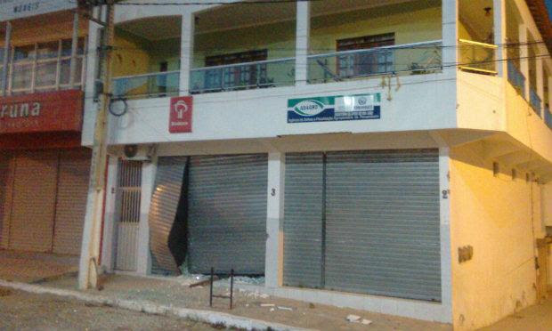 Posto de atendimento fica localizado no centro da cidade / Foto: Reprodução/Rádio Jornal.