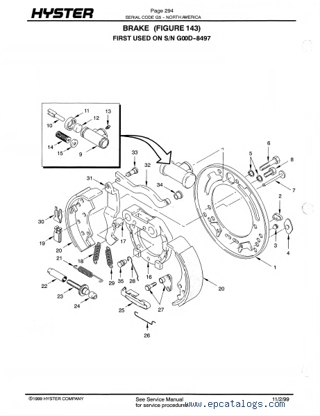 hyster forklift wiring diagram e60 image 2