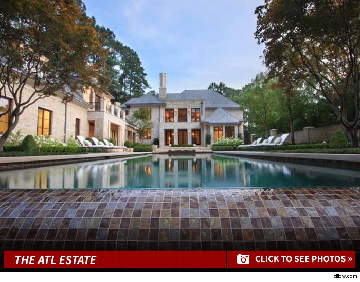 Justin Bieber Eyeing Enormous Atlanta Mansion ... On Blackland Road