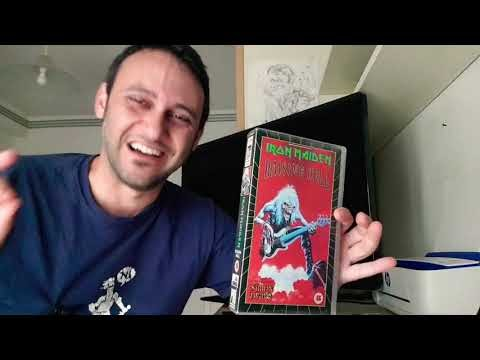 Video Recensione: Iron Maiden - Raising Hell (VHS)