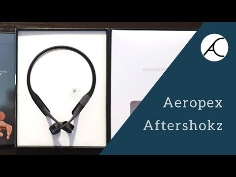 Aeropex Headphones