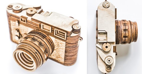 This Wooden M3 is Leica Camera Nearly Anyone Can Afford