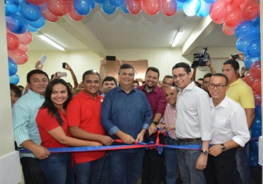 Inauguração de 25 leitos no para o Hospital Macrorregional de Coroatá.
