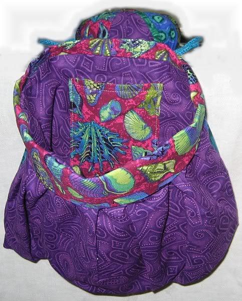 Pincushion Bag