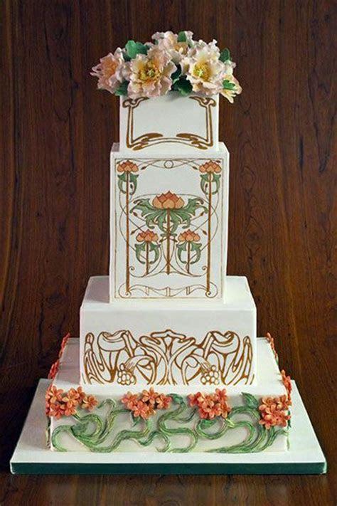 Best 25  Art deco cake ideas on Pinterest   1920s wedding