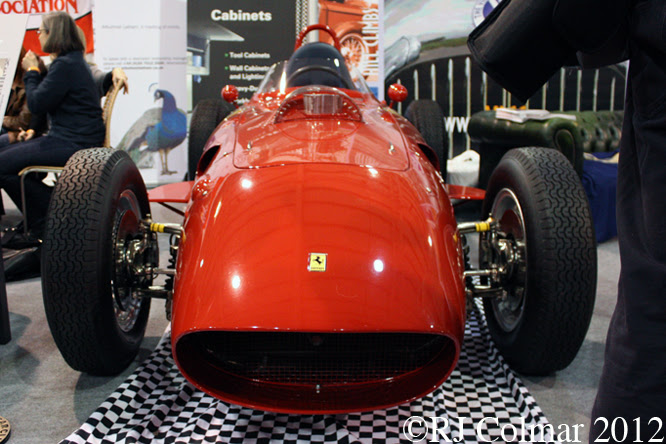 Ferrari 246, Race Retro