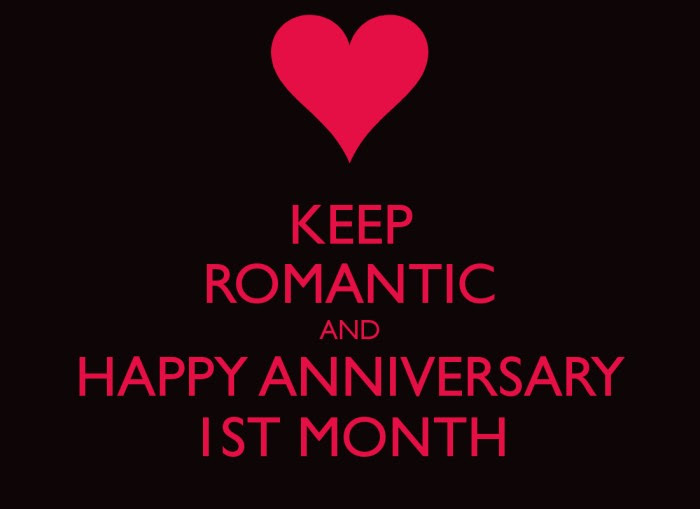 One Month Anniversary Quote For Boyfriend Quote Number 691560