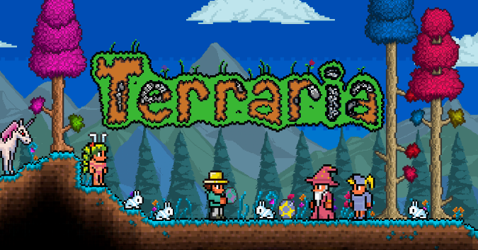 Terraria Game Review Android Ios Pc Retronuke
