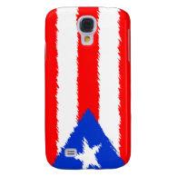 Puerto Rican Flag Samsung Galaxy S4 Case