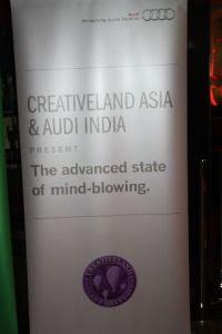 CreativeLand Asia & Audi India