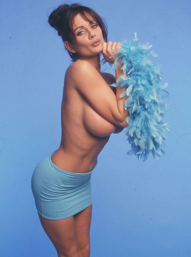 Teresa May Glamour Model