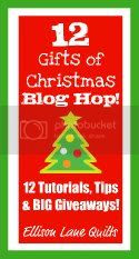 12 Gifts of Christmas Blog Hop