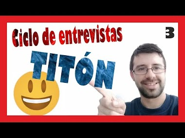 "Ciclo de entrevistas / Enrique Lázaro ""Titón"" (The Clown Trail) #17"
