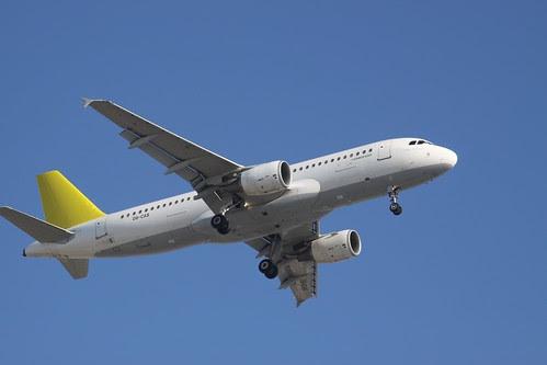 Comoros Islands Air A320 in Sudan
