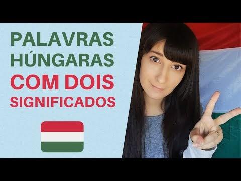 Palavras Húngaras com DUPLO SIGNIFICADO!