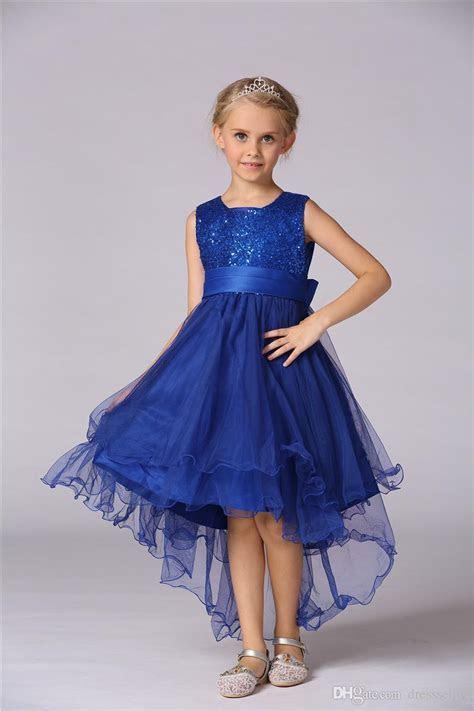 Baby Girls Infant Sequins Dress Kids Gold Wedding Toddler