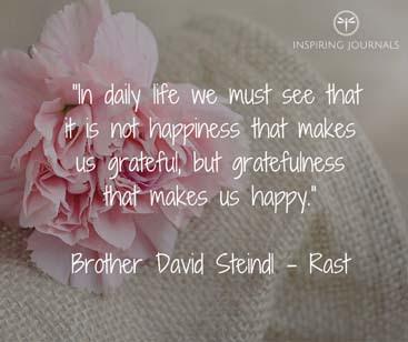 Ten Beautiful Quotes On Gratitude Inspiring Journals