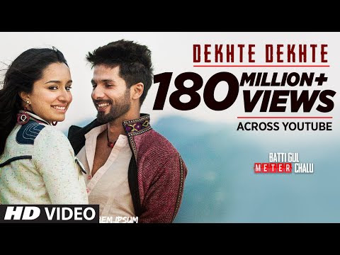 dekhte dekhte mp3 song free download - atif aslam