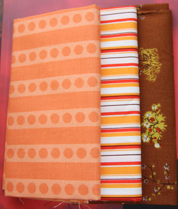 Fat quarter bundle surprise