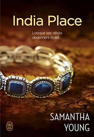 Couverture Dublin Street, tome 4 : India Place