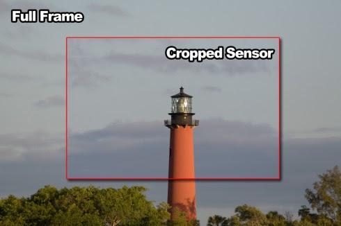 Canon 5D VS Canon 20D Moldura Completa Versus colhido Sensor Lente 490x326 Moldura Completa Camera vs colhido Sensor