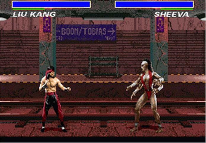 Ultimate Mortal Kombat 3 (Foto: Reprodução)