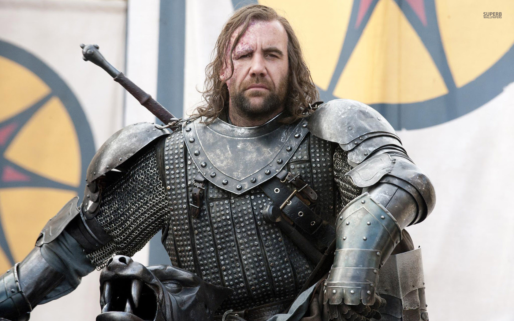 The Hound Game Of Thrones Wallpaper 39155900 Fanpop