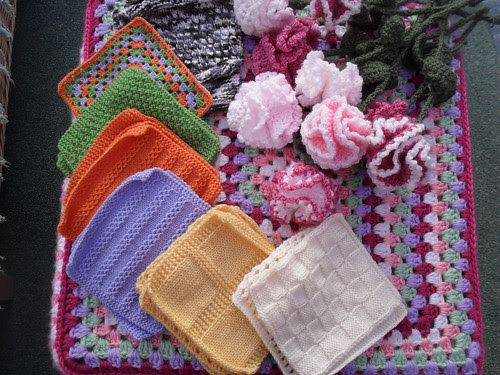 Caroline (Belgium) Your Squares have arrived today! Thank You!