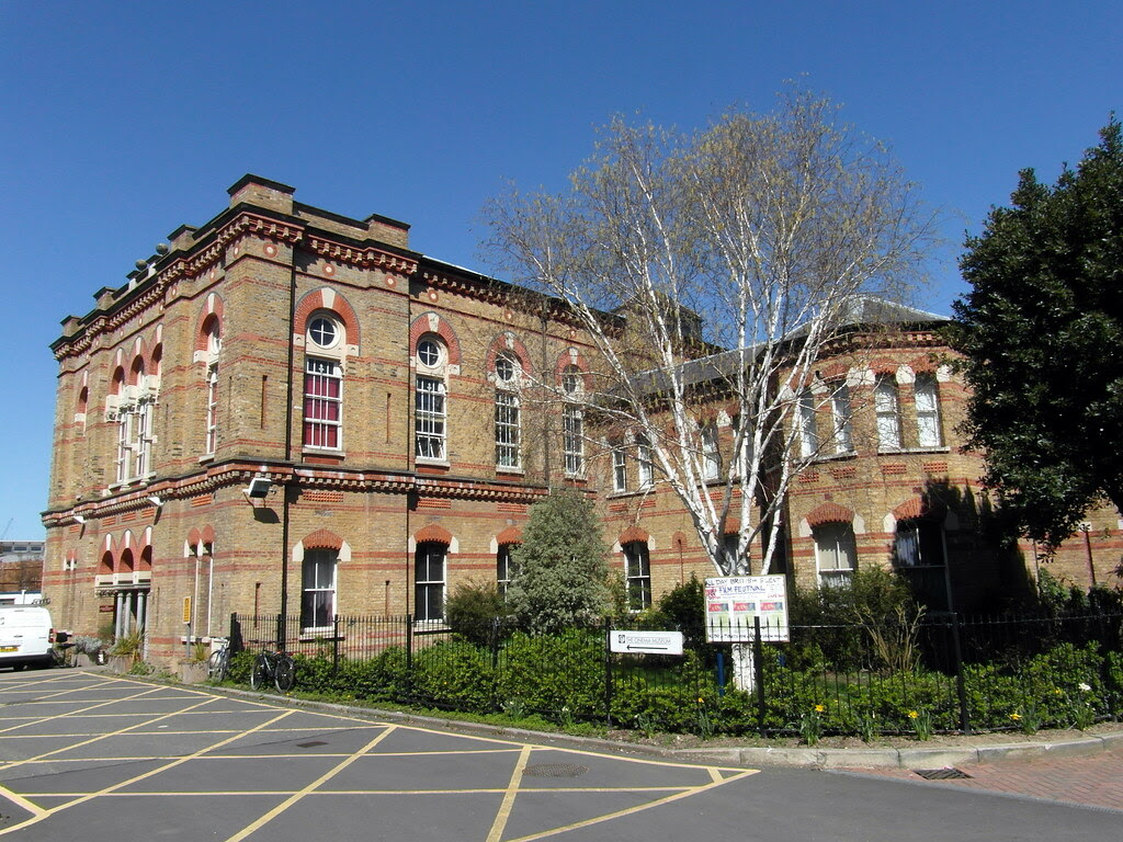 Former Lambeth Hospital