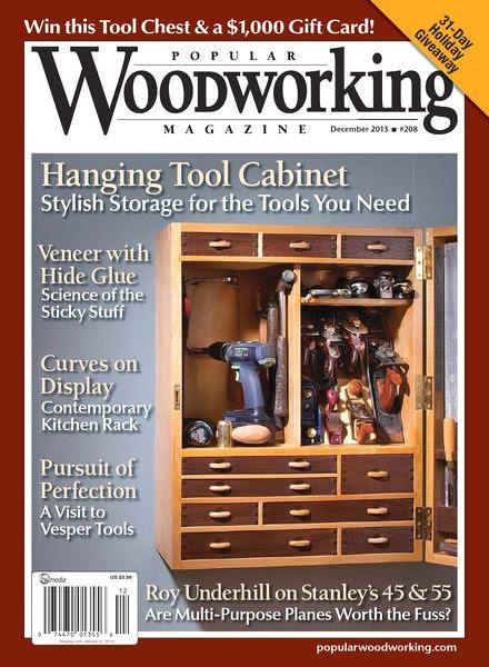 Popular Woodworking – December 2013