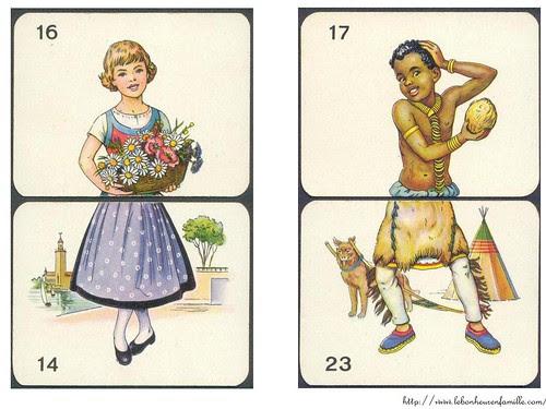 le bonheur en famille jeu carte de coupe5